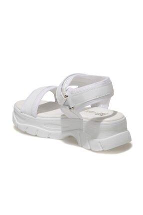 Butigo 20s-4921fx Beyaz Kadın Spor Sandalet 2