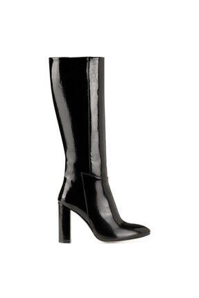 Nine West MIMA Siyah Kadın Ökçeli Çizme 100582033 0