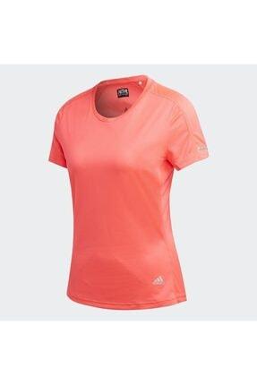 adidas RUN IT TEE W Pembe Kadın T-Shirt 100664184 0