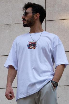 Valiberta Erkek My Life My Rules Oversize T-shirt 0