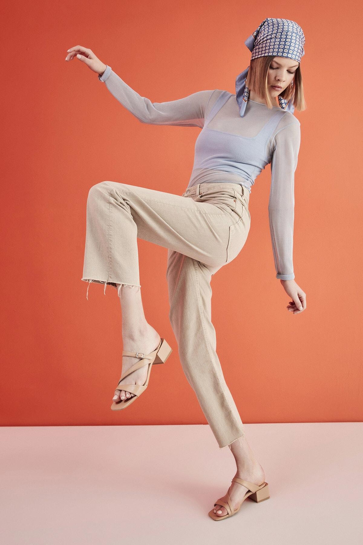 Naturel Yaya Kadın Sandalet & Terlik