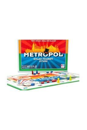 Ks Games Ks Game Metropol Emlak Ticareti Oyunu T127 0