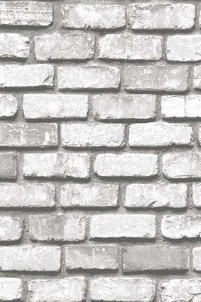 EXCLUSIVE 9020 Taş Tuğla Desen 2020 Model Duvar Kağıdı 5,33 m² 1