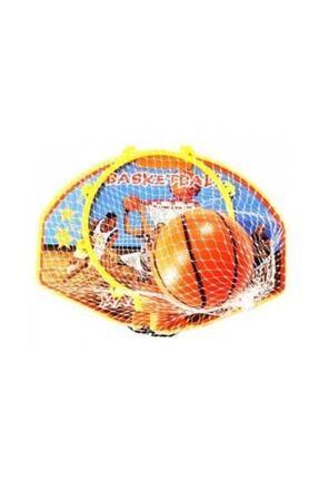 Toys Basket Potası Küçük Boy Kapı Arkası Askılıklı Spor Aleti 0