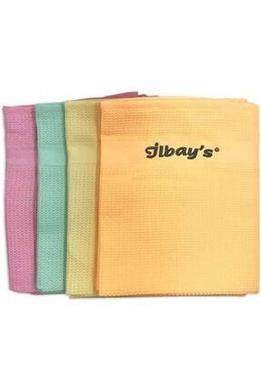 İlkbaharstore Ilbay's () %100 Orijinal 3'lü Alman Temizlik Bezi (42 X 68) Ölçülerinde 3