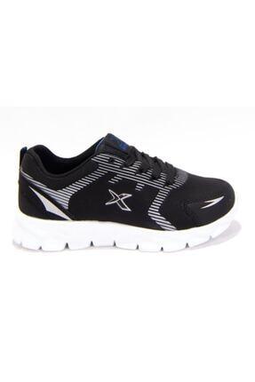 Kinetix Erkek Çocuk Siyah Bağcıklı Yürüyüş Ayakkabısı Ice 1