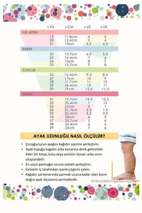 Vicco 925.p20y150 Patik Işıklı Keten Sarı Çocuk Spor Ayakkabı 1