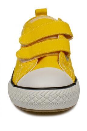 Vicco 925.p20y150 Patik Işıklı Keten Sarı Çocuk Spor Ayakkabı 3