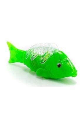 Can İthalat Sesli Ve Işıklı Yürüyen Balık 1