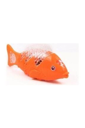 Can İthalat Sesli Ve Işıklı Yürüyen Balık 4