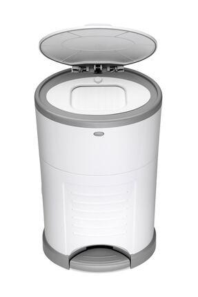 Korbell Bebek Bezi Çöp Kovası Sistemi+495 Adet Bez Kapasiteli Çöp Poşeti 1
