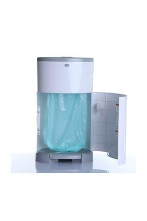 Korbell Bebek Bezi Çöp Kovası Sistemi+495 Adet Bez Kapasiteli Çöp Poşeti 2