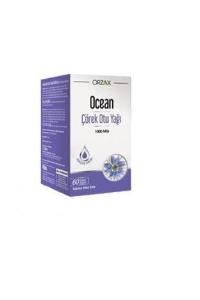 Ocean Çörek Otu Yağı 60 Kapsül 0