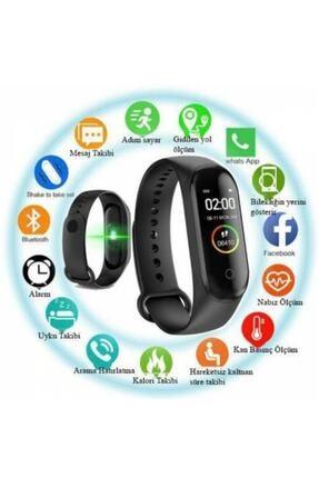 DİĞER PI SİSTEMLER M4 Akıllı Saat & Bileklik 2