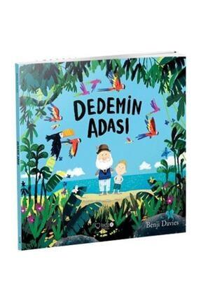 Redhouse Kidz Yayınları Dedemin Adası Benji Davies - Benji Davies 0