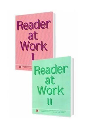 ODTÜ Geliştirme Vakfı Yayıncılık Reader At Work 1 + 2 Full Set Odtü Yayınları 0