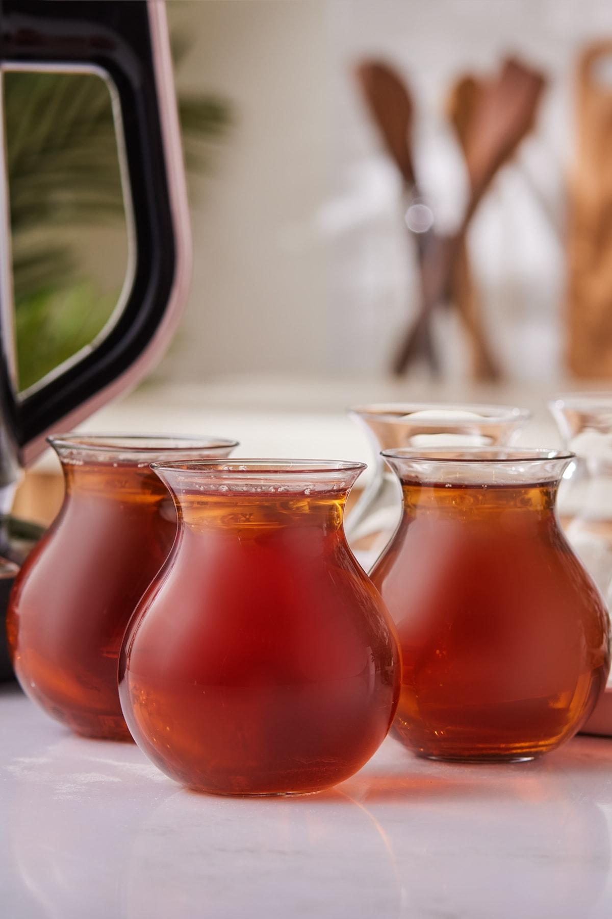 Refikadan Tatlıcan Çay Bardağı Seti 6'lı