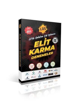 Paraf Yayınları Elit Karma 8. Sınıf Lgs Karma Denemeler 0