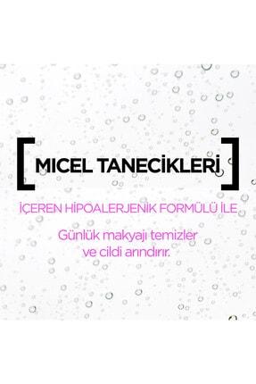 Garnier 2'li Micellar Kusursuz Makyaj Temizleme Suyu 400 ml + Pamuk Hediye 4