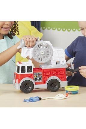 Play Doh Çalışkan İtfaiye Aracı E6103 3