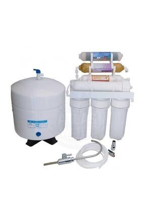 Aqua Bella Açık Pompasız 10 Aşamalı Organik Su Arıtma Cihazı 0