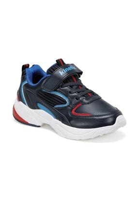 Kinetix Astral 9pr Lacivert Erkek Çocuk Sneaker 0