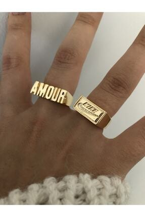 The Y Jewelry Amour Yüzük 1