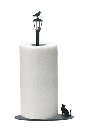 Simge Yapı Dekorasyon Figürlü Dekoratif Metal Kağıt Havluluk, Havlu Askısı, Havlu Tutucu 0