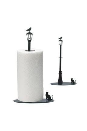Simge Yapı Dekorasyon Figürlü Dekoratif Metal Kağıt Havluluk, Havlu Askısı, Havlu Tutucu 2