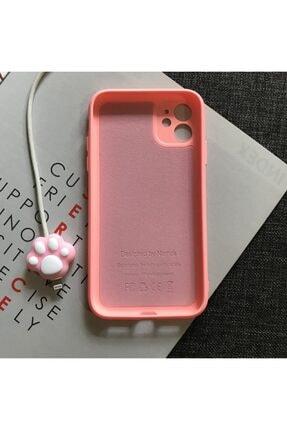 SUPPO Iphone 11 Kamera Korumalı Logolu Lansman Kılıf+kablo Koruyucu 1