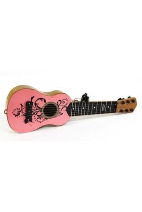 aslan oyuncak Ispanyol Gitar Pembe Renk 0
