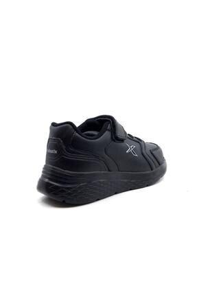 Kinetix Erkek Çocuk Siyah Günlük Spor Ayakkabı Marned 2