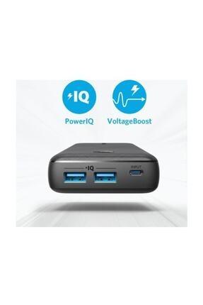 Anker Powercore Select 20000 Mah Taşınabilir Hızlı Şarj Cihazı - Powerıq 2.0 18w Çift Çıkışlı Powerbank 3
