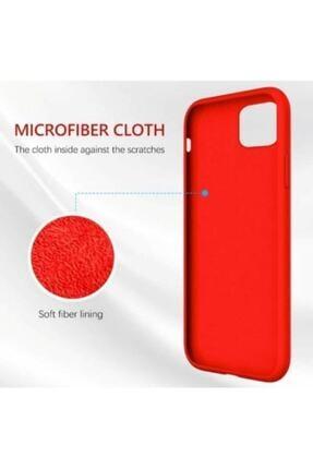 CAPIN Iphone X Xs Lansman Logolu Içi Kadife Renkli Silikon Kılıf X Kılıf 1