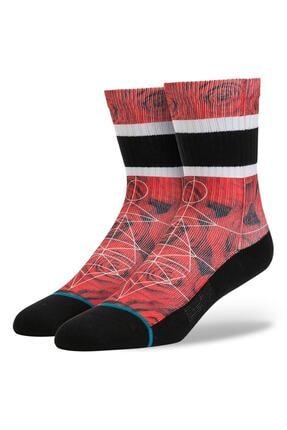 تصویر از جوراب مردانه قرمز