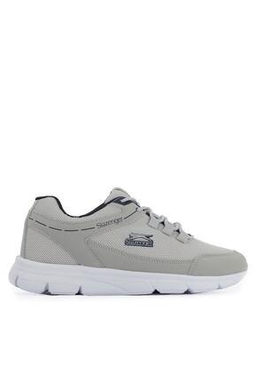 Slazenger Edıt Sneaker Erkek Ayakkabı Gri Sa11re326 0