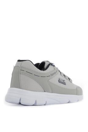 Slazenger Edıt Sneaker Erkek Ayakkabı Gri Sa11re326 2