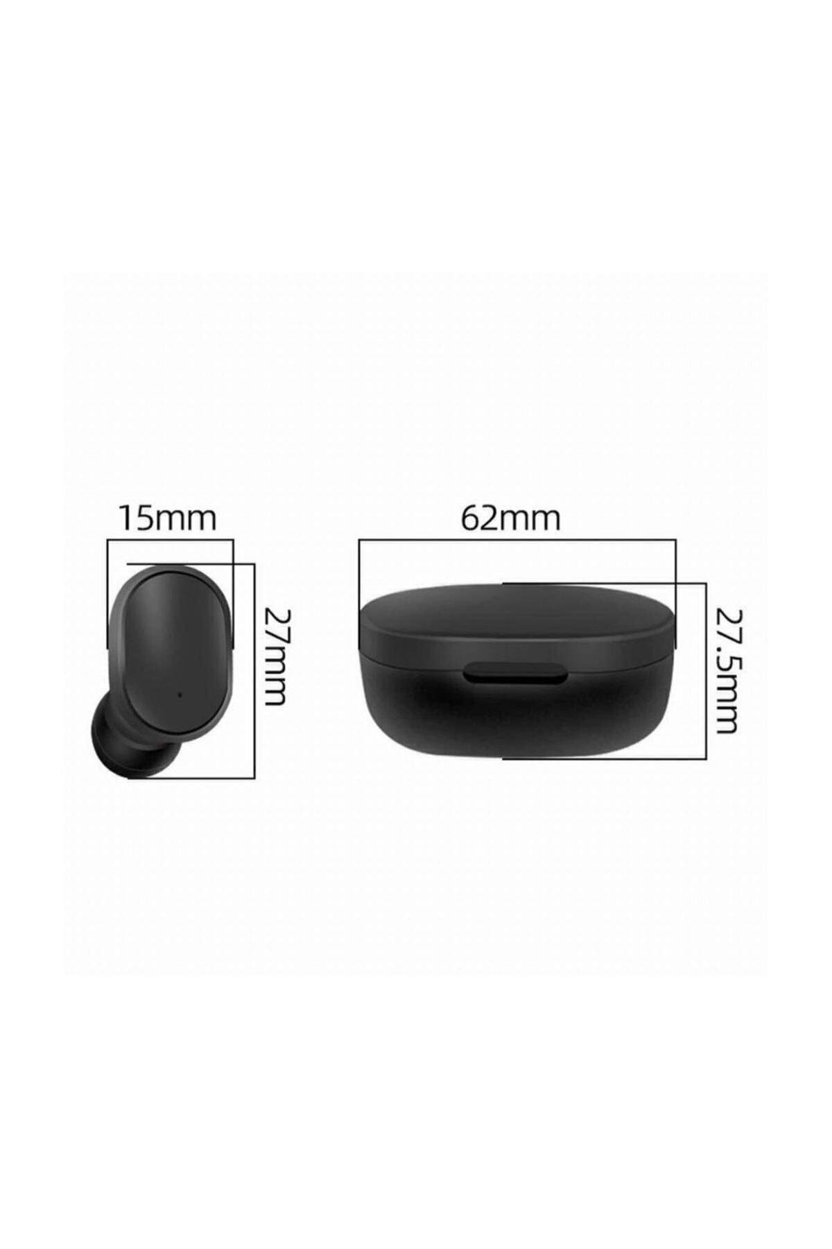 İnova Tws A6s Çift Mikrofonlu Kablosuz Bluetooth 5.0 Powerbankli Kulaklık
