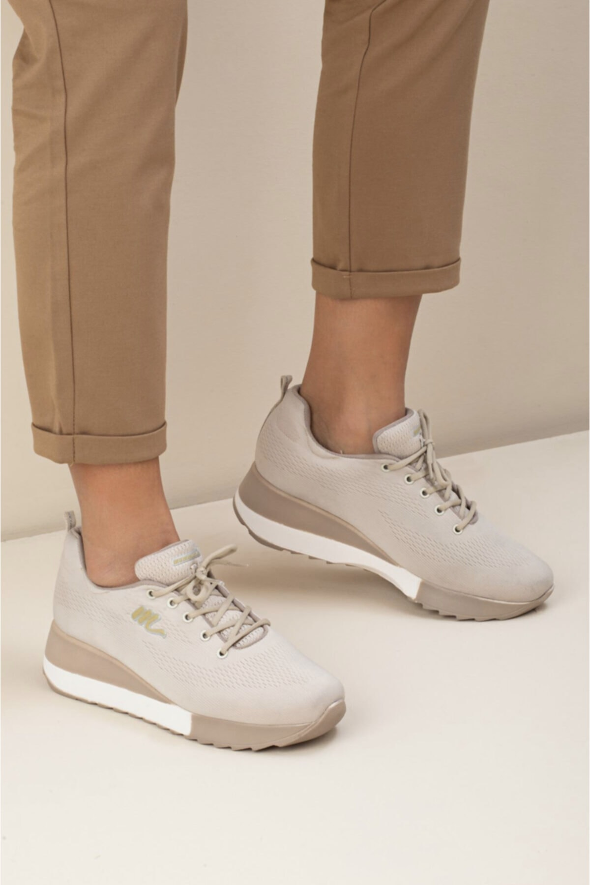 Mammamıa 825 Dolgu Kadın Ayakkabı 0421825
