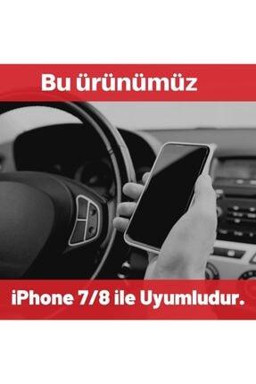 SUPPO Iphone 7/8 Logolu Lansman Kılıf+kablo Koruyucu 2