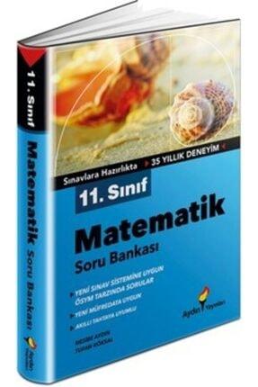 Aydın Yayınları 11. Sınıf Matematik Soru Bankası 0