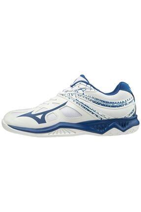 Picture of Erkek Mavi Beyaz Voleybol Ayakkabısı