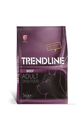 Trendline Biftekli Yetişkin Köpek Maması 1 kg 0