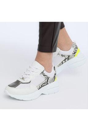 Butigo 19s-602 Beyaz Kadın Sneaker 1