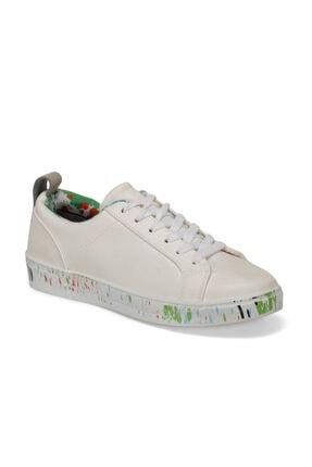 Lumberjack VELLA 9FX Beyaz Kadın Sneaker Ayakkabı 100435863 0