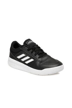 adidas Tensaur Siyah Erkek Çocuk Koşu Ayakkabısı 0
