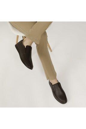 Polaris 160005.M Kahverengi Erkek Comfort Ayakkabı 100500854 1