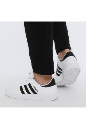 adidas Breaknet Beyaz Erkek Sneaker 4