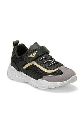 YELLOW KIDS Tarkan Haki Erkek Çocuk Sneaker 0