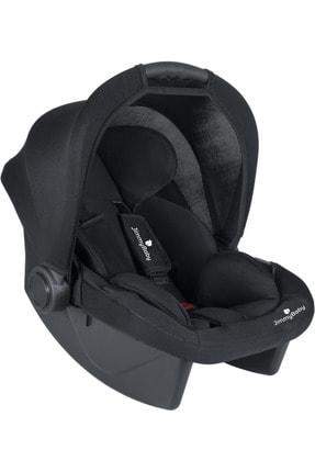Jimmybaby Lüx Pedli Bebek Taşıma Koltuğu Siyah Taşıma Puseti Anakucağı Oto Koltuğu Bebek Puseti 0
